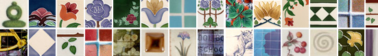Bespoke Ceramic Tiles, Custom Ceramic Tiles, Handmade Tiles and many more